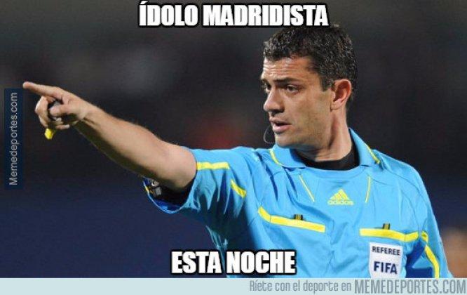 Los memes del pase del Real Madrid a semifinales de la Champions League