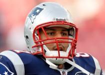 La carrera de Aaron Hernández en la NFL en imágenes