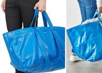 Firma de lujo crea bolso inspirado en una tienda de muebles