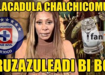 Cruz Azul golea a Chivas