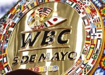 """El cinturón huichol que se entregará al vencedor entre """"Canelo"""" y Chávez Jr."""