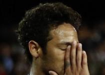 Neymar hace el ridículo en Instagram