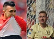 Reducen sanción a Triverio y Aguilar