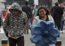 Se pronostican vientos fuertes en el norte del país