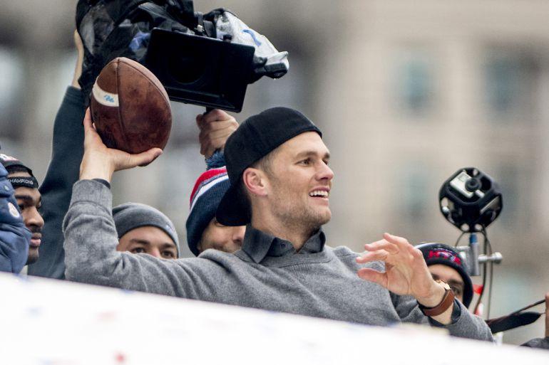 Tom Brady será portada de videojuego