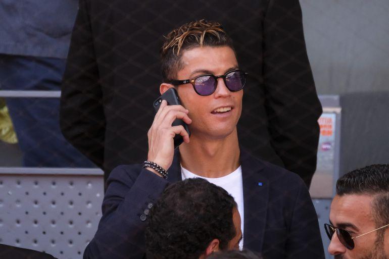 El meme de Cristiano Ronaldo que arrasa en redes sociales