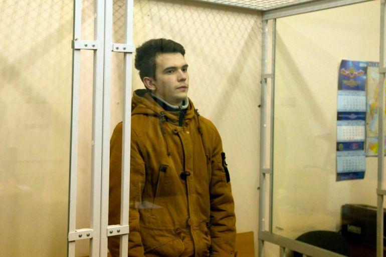 Va a prisión creador del reto de la 'Ballena Azul'