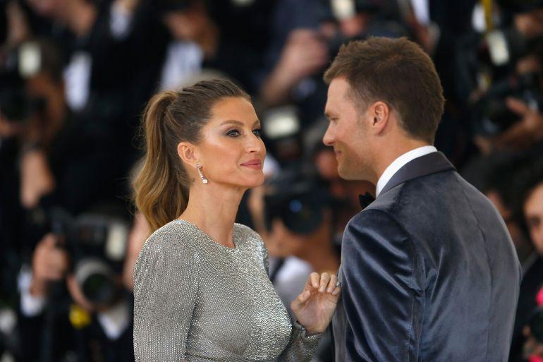 Gisele Bündchen revela que Tom Brady sufrió una conmoción cerebral