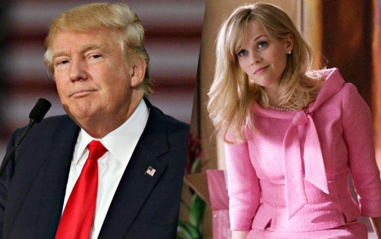 Donald Trump plagió discurso de película