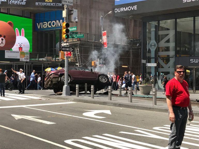 """""""No hay señales de que sea un ataque terrorista:"""" De Blasio"""