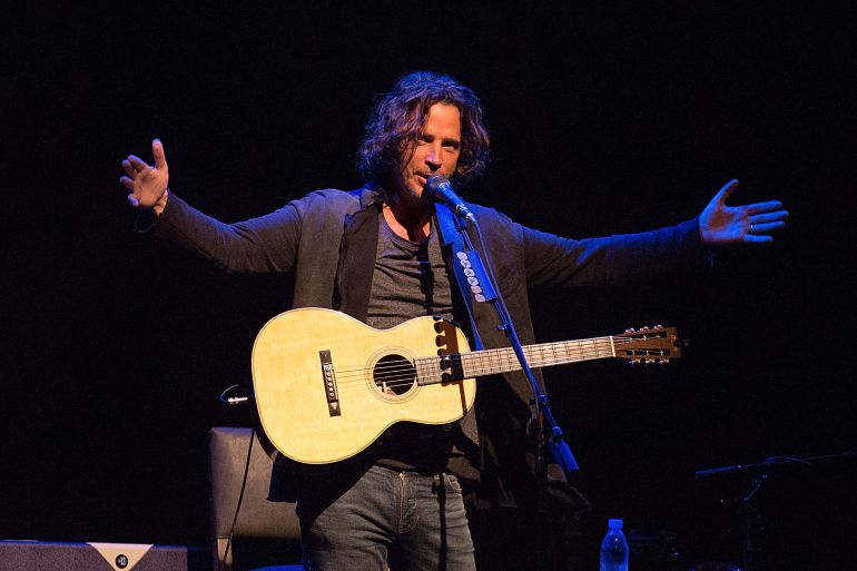 Muere el rockero Chris Cornell""