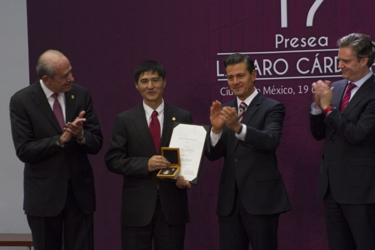 México está listo para renegociar el TLCAN: EPN
