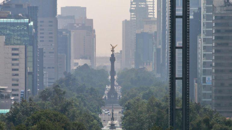 Se mantiene la Fase uno de Contingencia Ambiental por Ozono para este sábado