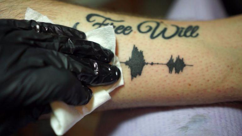 ¡Ya existen los tatuajes con sonido!