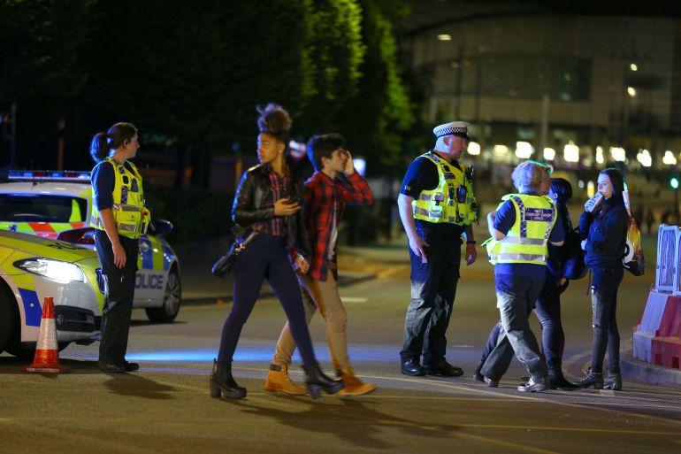 22 muertos tras explosiones en el Manchester Arena de Inglaterra
