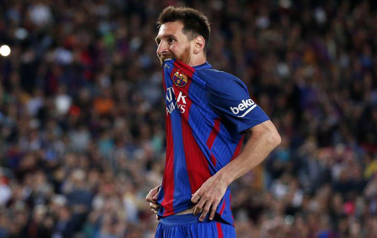 Ratifican condena de 21 meses de cárcel a Lionel Messi