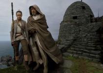 """Personajes de """"Los últimos Jedi"""" posan para Vanity Fair"""