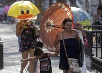 Se prevé ambiente caluroso en noroeste, occidente y sureste del país