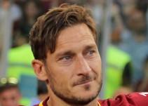 El emotivo adiós de Francesco Totti