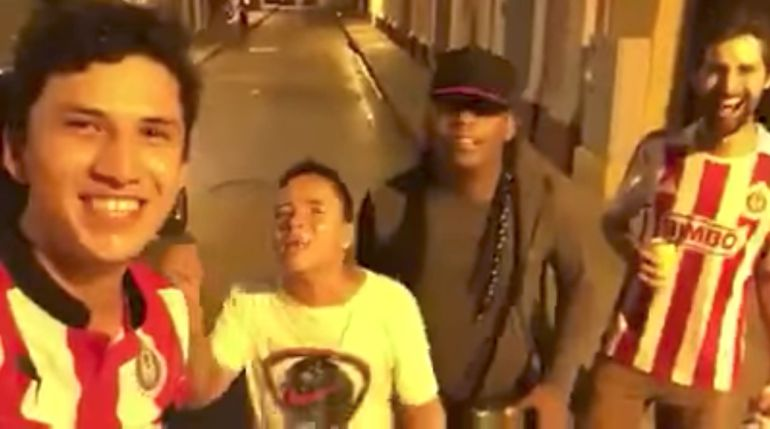 Colombianos le dedican un rap a las campeonas Chivas