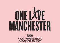 Ariana Grande homenajeará a víctimas del Manchester Arena con un concierto