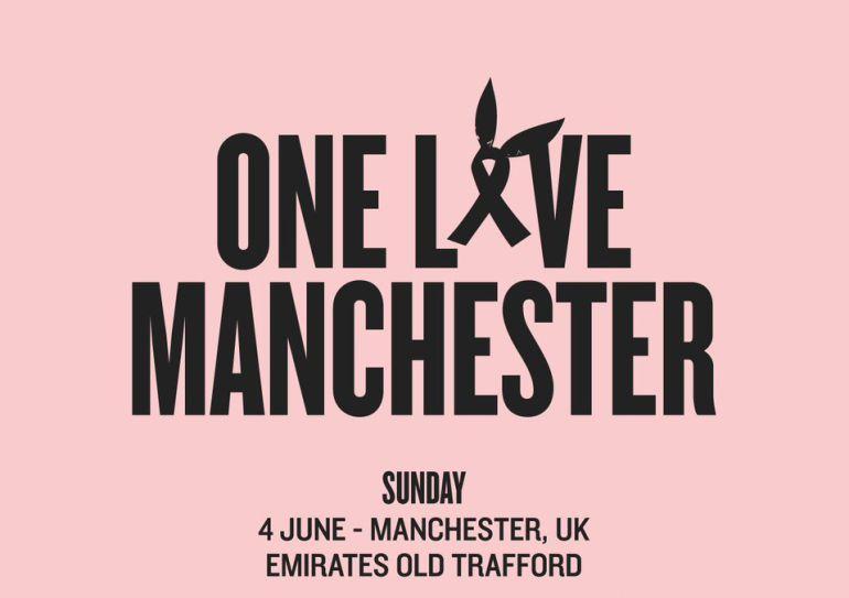 Ariana Grande vuelve a Manchester con concierto benéfico