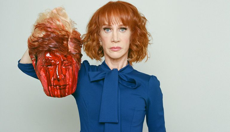 CNN despide a comediante tras publicar foto de Trump 'decapitado'