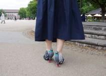 Estos zapatos están causando sensación en Japón