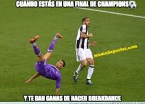 ¡El Real Madrid gana de nuevo la Champions!