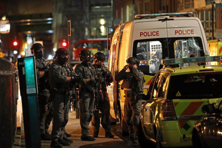 Alcalde de Londres condena ataques como 'deliberados y cobardes'