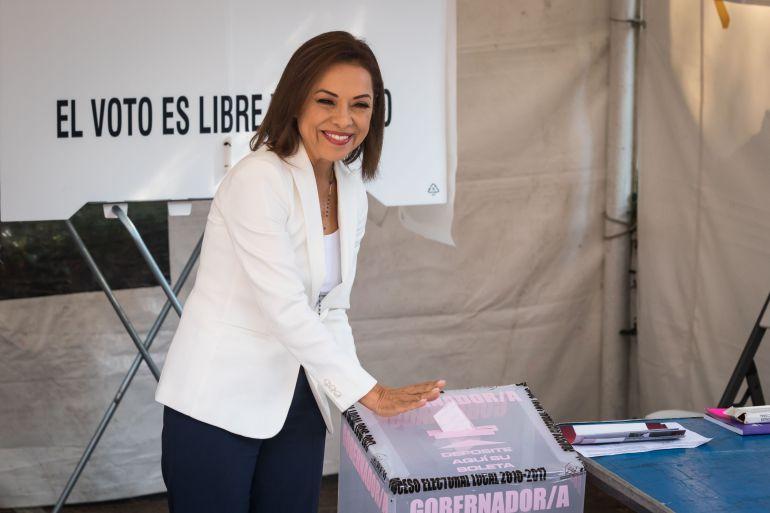 Llama Vázquez Mota a romper el abstencionismo