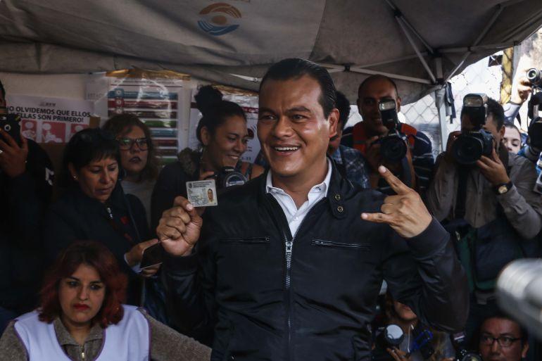 Respetaré los resultados electorales: Juan Zepeda