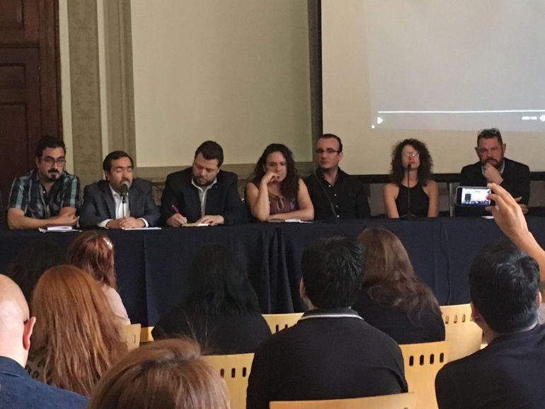Convocan periodistas a un Foro para generar propuestas de protección al gremio