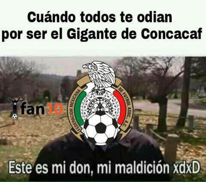 México golea a Honduras en la cancha y... también en los memes