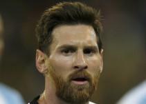 """La """"extraña"""" foto de Lio Messi que se hace viral"""
