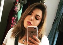 "La hija del ""Piojo"" Herrera baja de peso y lo presume en Instagram"