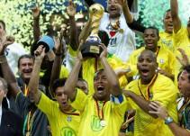 Los campeones de la Copa Confederaciones