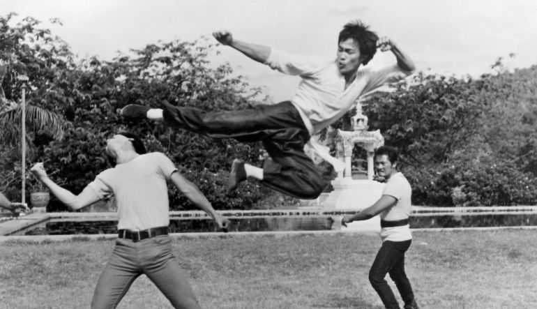 [Video] Publican pelea real de Bruce Lee