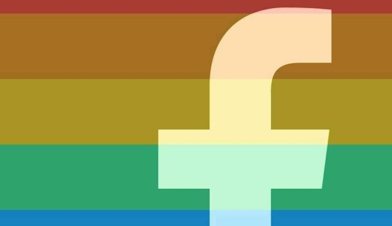 Pasos para activar la banderita de colores en Facebook