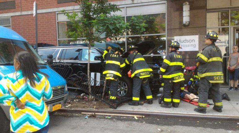 Nueva York: Camioneta atropella a 10 personas en Manhattan