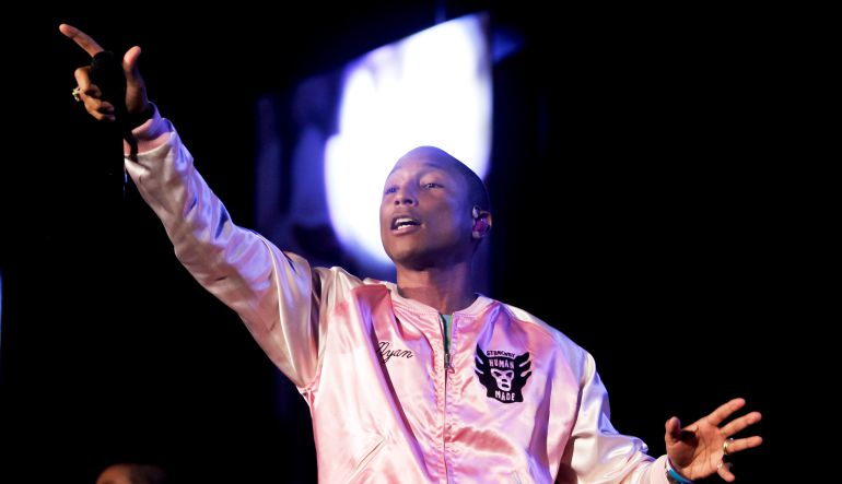 [Video] Pharrell Williams musicalizará la película Mi Villano Favorito 3