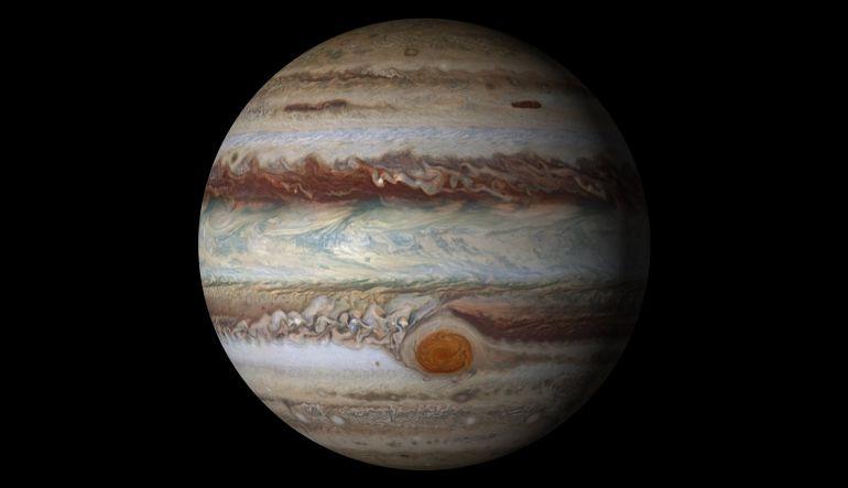 Júpiter podría ser el planeta más antiguo del Sistema Solar