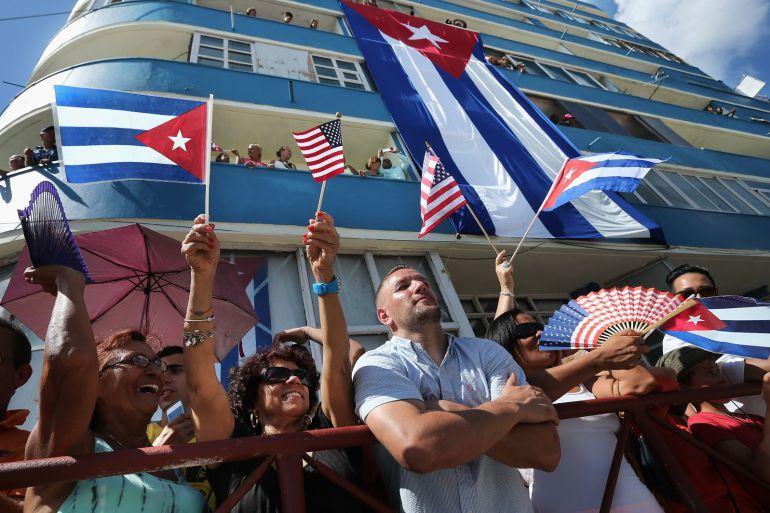 Cuba reacciona ante las medidas tomadas por Donald Trump