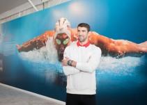 Michael Phelps nadará contra un tiburón blanco