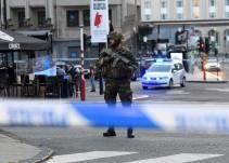 Evacuan Estación Central de Bruselas por explosión