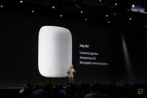 HomePod es el nuevo integrante de la familia Apple