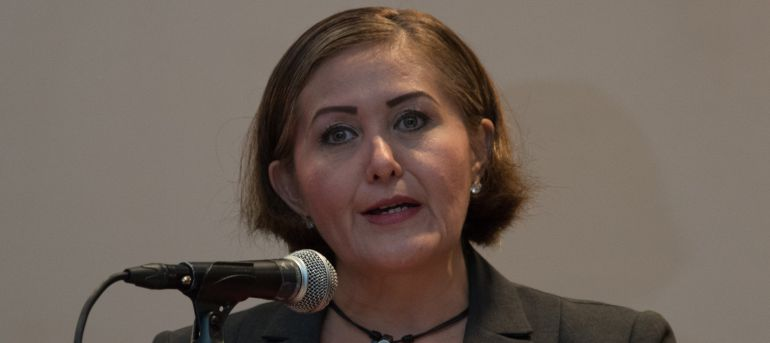 Congreso podría dejar de lado desafuero de Eva Cadena si dictamina antes Congreso veracruzano