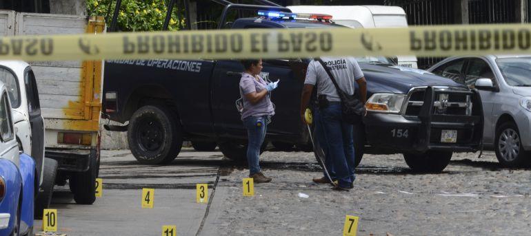 Mayo, el mes más violento en México desde 1997