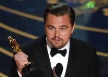 ¡El gobierno de Estados Unidos le quitó un Oscar a Leonardo DiCaprio!