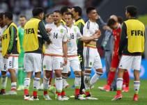 Las mejores imágenes del partido entre México y Rusia en Kazán
